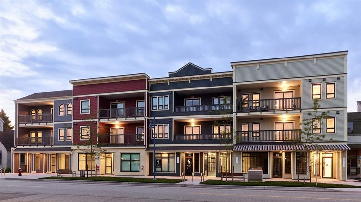 302 3755 CHATHAM STREET - Steveston Village Apartment/Condo for sale, 2 Bedrooms (R2509654)