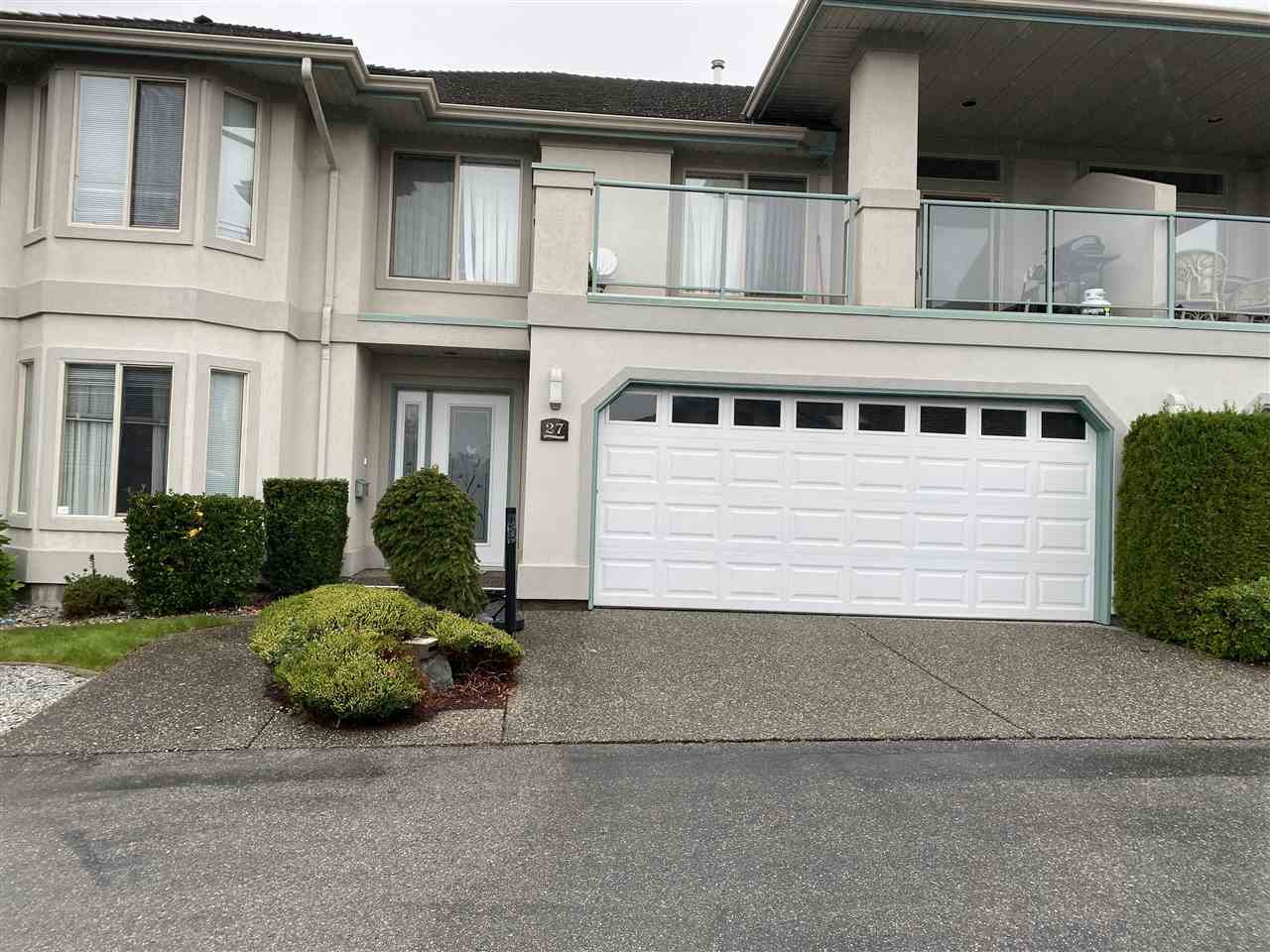 27 3555 BLUE JAY STREET - Abbotsford West Townhouse for sale, 3 Bedrooms (R2509694)