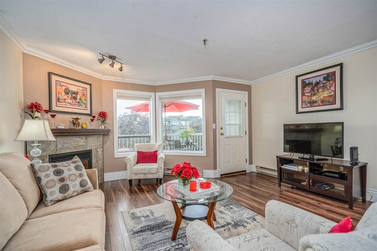 314 5710 201 STREET - Langley City Apartment/Condo for sale, 2 Bedrooms (R2509755)