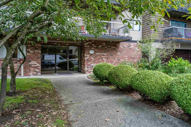 206 330 W 2ND STREET - Lower Lonsdale Apartment/Condo for sale, 2 Bedrooms (R2509774)