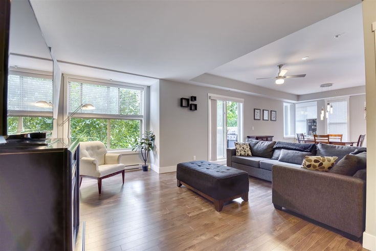 203 2110 ROWLAND STREET - Central Pt Coquitlam Townhouse for sale, 4 Bedrooms (R2509775)