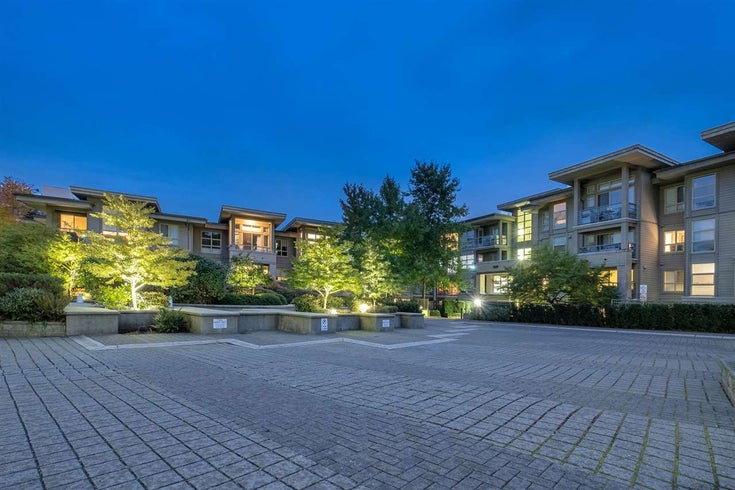 409 9339 UNIVERSITY CRESCENT - Simon Fraser Univer. Apartment/Condo for sale, 2 Bedrooms (R2509783)