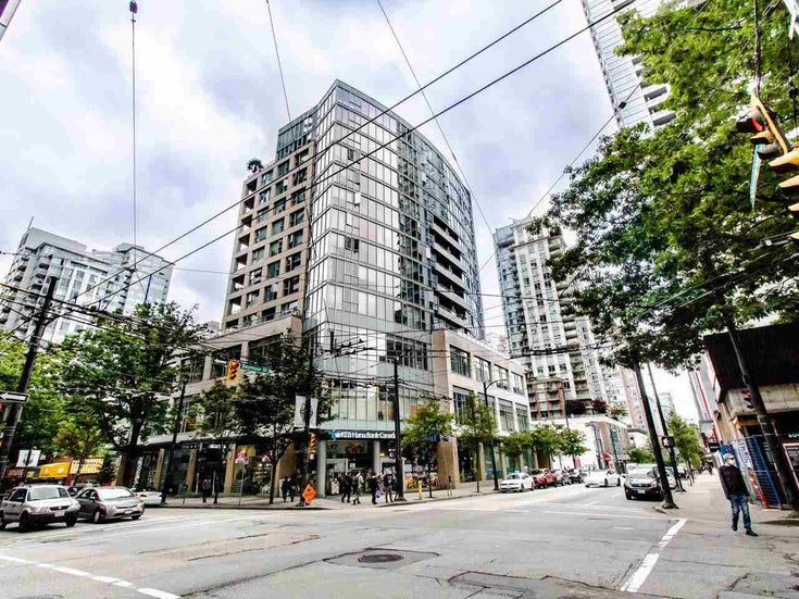 606 822 SEYMOUR STREET - Downtown VW Apartment/Condo for sale, 2 Bedrooms (R2509817)