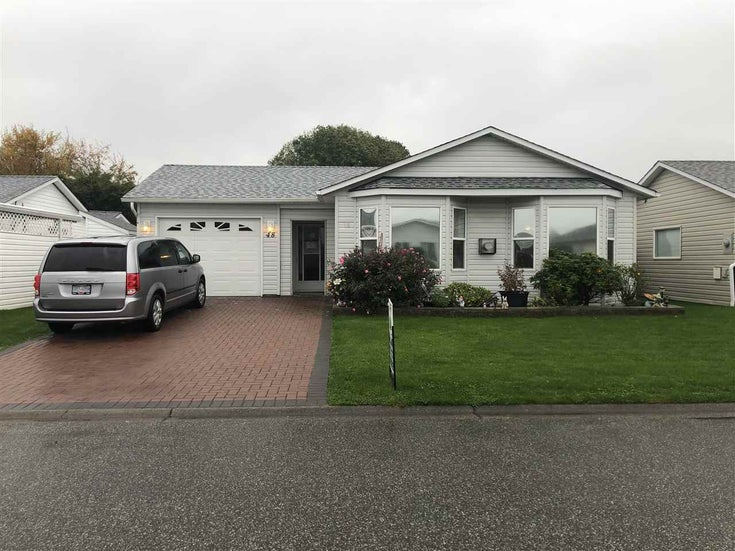 48 45918 KNIGHT ROAD - Sardis East Vedder Rd House/Single Family for sale, 2 Bedrooms (R2509829)