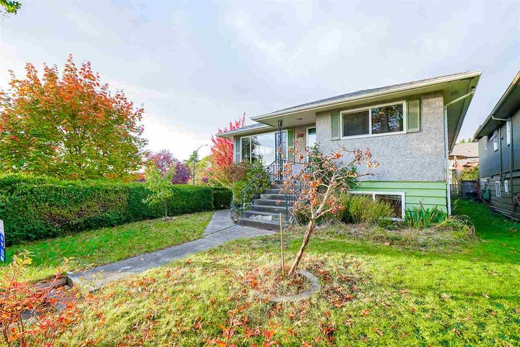 505 E 53RD AVENUE - South Vancouver House/Single Family for sale, 5 Bedrooms (R2509838)
