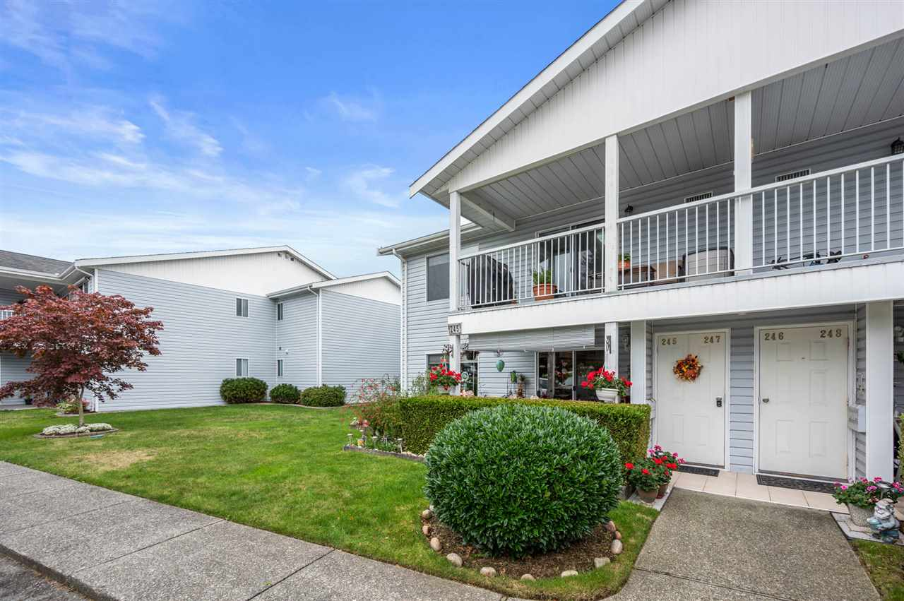 246 32691 GARIBALDI DRIVE - Abbotsford West Townhouse for sale, 2 Bedrooms (R2509850)