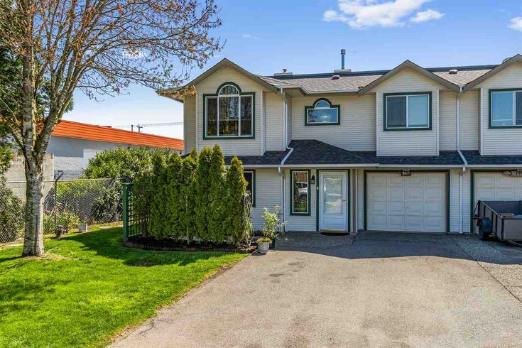4 17968 56A AVENUE - Cloverdale BC Townhouse for sale, 3 Bedrooms (R2509861)