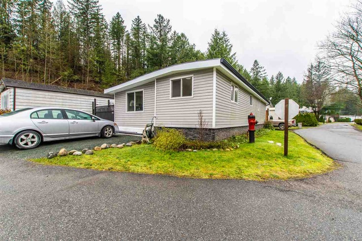 106 3942 COLUMBIA VALLEY ROAD - Columbia Valley Manufactured for sale, 2 Bedrooms (R2509865)