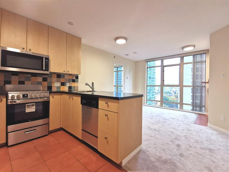 905 819 HAMILTON STREET - Downtown VW Apartment/Condo for sale, 1 Bedroom (R2509876)