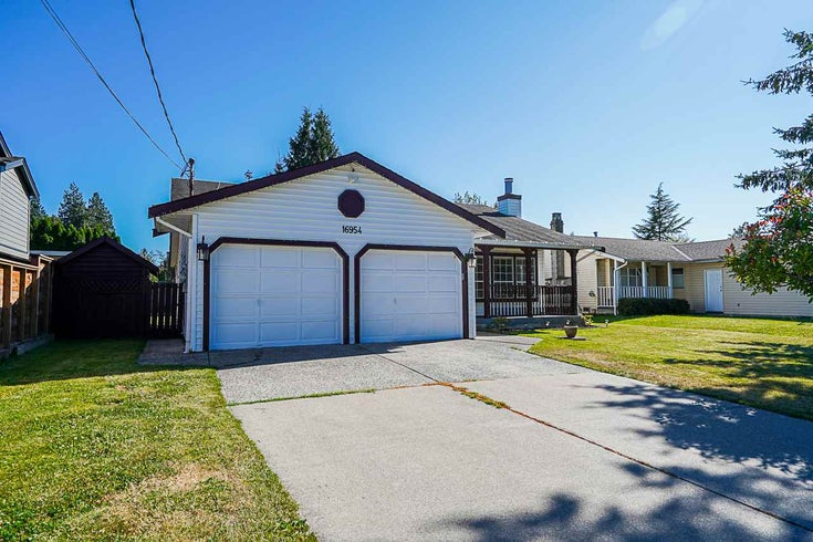 16954 60 AVENUE - Cloverdale BC House/Single Family for sale, 3 Bedrooms (R2509903)