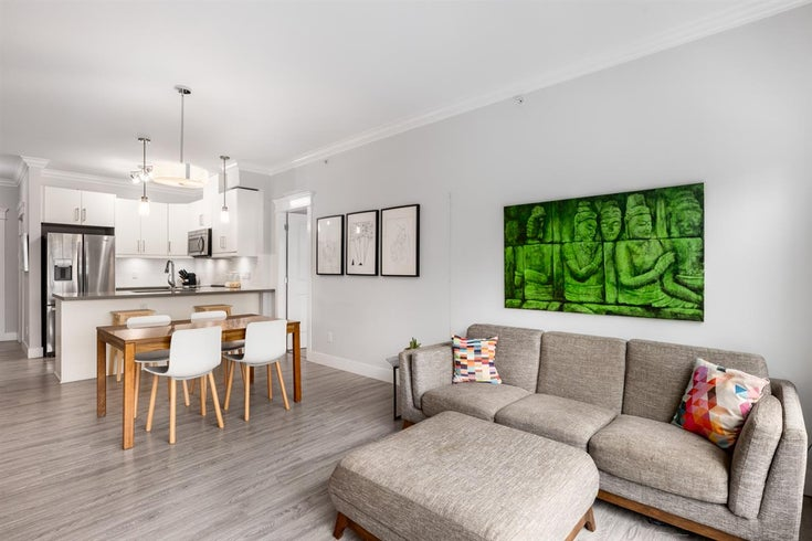 408 2268 SHAUGHNESSY STREET - Central Pt Coquitlam Apartment/Condo for sale, 2 Bedrooms (R2509920)