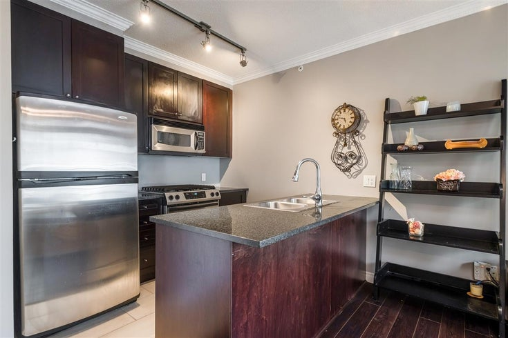 901 1001 HOMER STREET - Yaletown Apartment/Condo for sale, 1 Bedroom (R2509961)