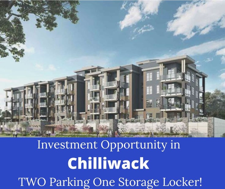 306 45562 AIRPORT ROAD - Chilliwack E Young-Yale Apartment/Condo for sale, 1 Bedroom (R2510023)