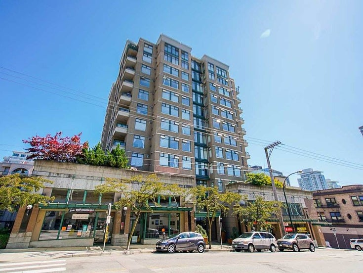 706 720 CARNARVON STREET - Downtown NW Apartment/Condo for sale, 1 Bedroom (R2510052)