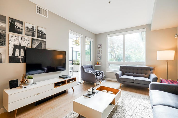 116 9388 ODLIN ROAD - West Cambie Apartment/Condo for sale, 2 Bedrooms (R2510094)