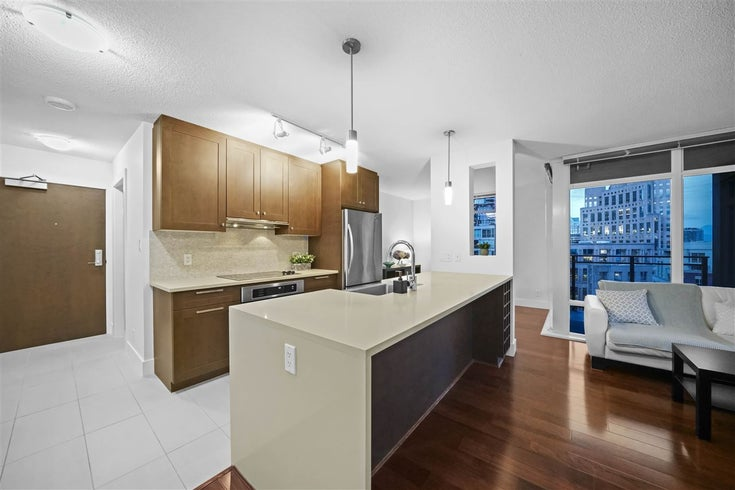 1806 888 HOMER STREET - Downtown VW Apartment/Condo for sale, 1 Bedroom (R2510114)