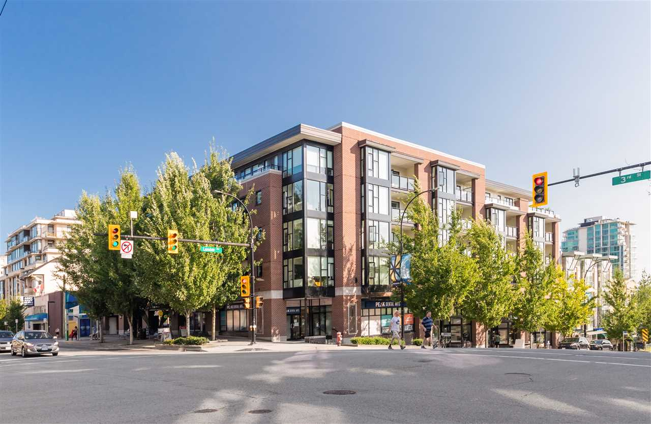 205 111 E 3RD STREET - Lower Lonsdale Apartment/Condo for sale, 1 Bedroom (R2510116) - #1