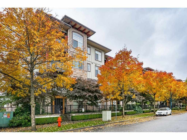 101 2336 WHYTE AVENUE - Central Pt Coquitlam Apartment/Condo for sale, 2 Bedrooms (R2510122)