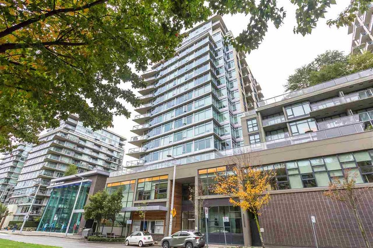 356 168 W 1ST AVENUE - False Creek Apartment/Condo for sale, 1 Bedroom (R2510133)