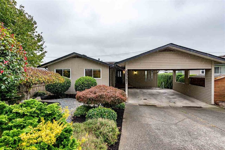 35387 DELAIR ROAD - Abbotsford East House/Single Family for sale, 4 Bedrooms (R2510145)