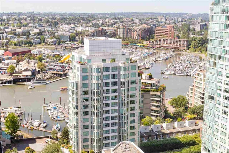 2307 1480 HOWE STREET - Yaletown Apartment/Condo for sale, 1 Bedroom (R2510172)