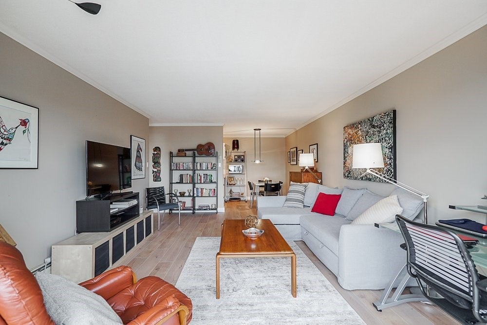 206 155 E 5TH STREET - Lower Lonsdale Apartment/Condo for sale, 1 Bedroom (R2510228) - #10