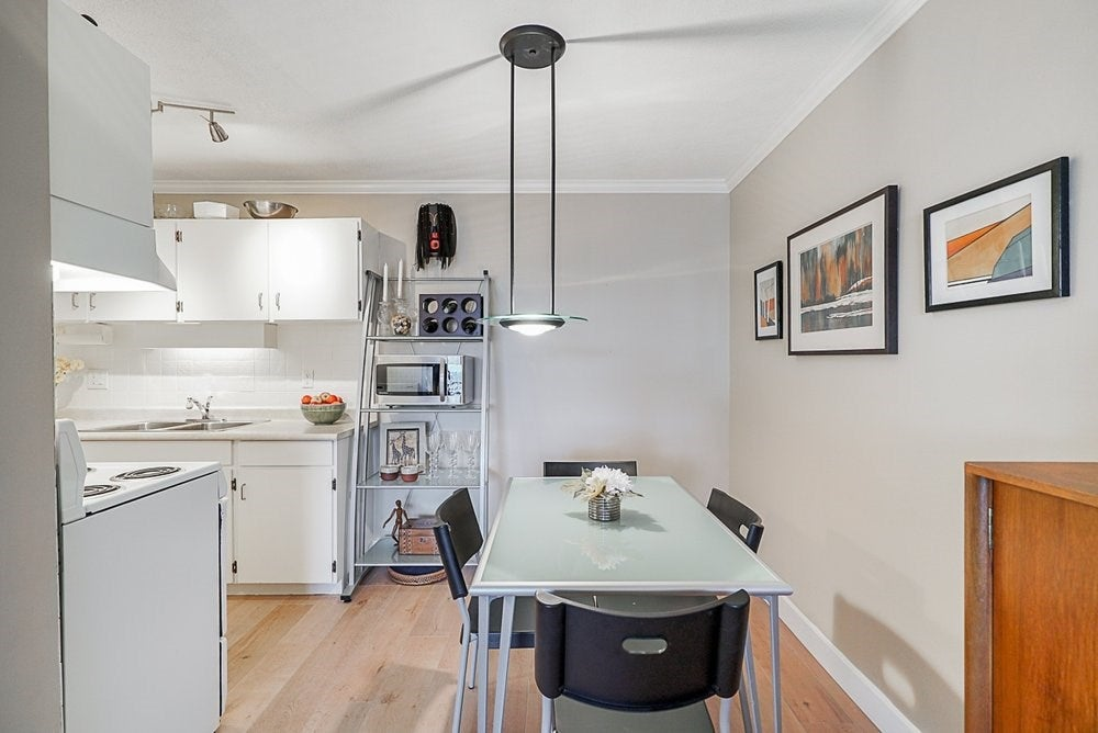 206 155 E 5TH STREET - Lower Lonsdale Apartment/Condo for sale, 1 Bedroom (R2510228) - #4