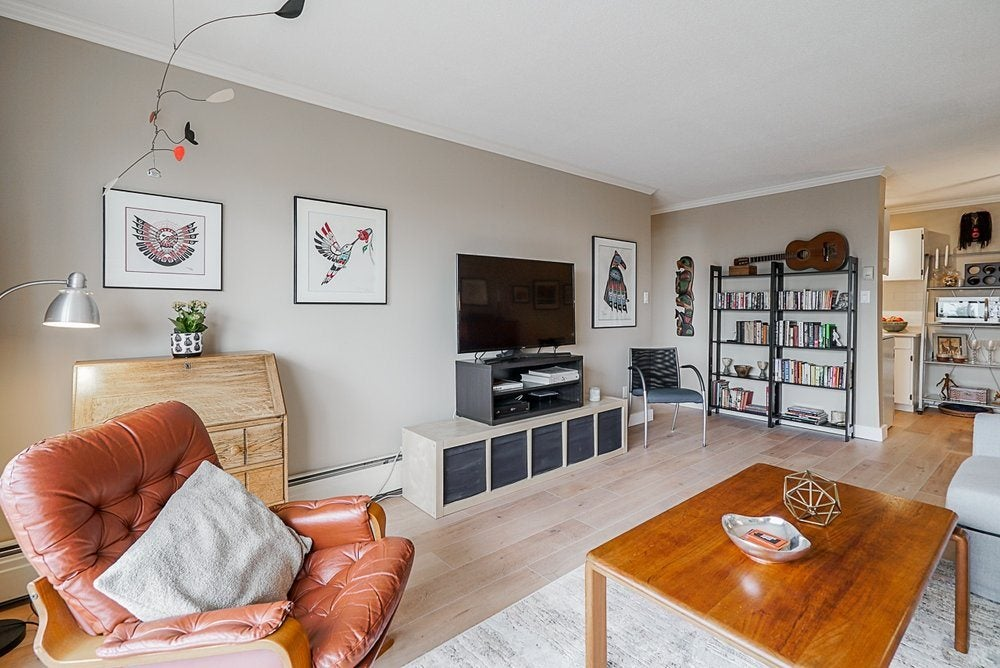 206 155 E 5TH STREET - Lower Lonsdale Apartment/Condo for sale, 1 Bedroom (R2510228) - #8