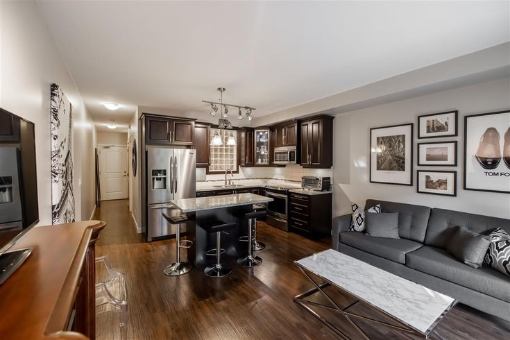 153 8258 207A STREET - Willoughby Heights Apartment/Condo for sale, 1 Bedroom (R2510242)