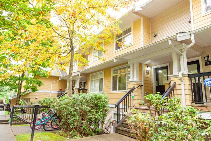 8 6878 SOUTHPOINT DRIVE - South Slope Townhouse for sale, 2 Bedrooms (R2510279)