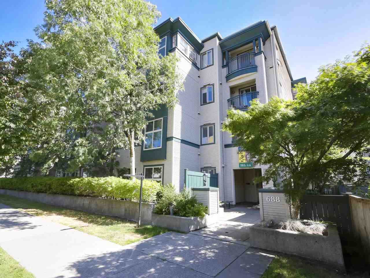 312 688 E 16TH AVENUE - Fraser VE Apartment/Condo for sale, 1 Bedroom (R2510286) - #1