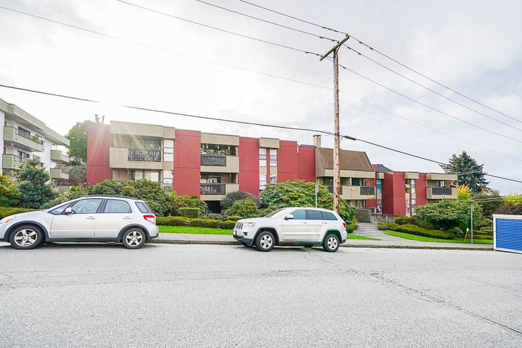 205 1040 FOURTH AVENUE - Uptown NW Apartment/Condo for sale, 2 Bedrooms (R2510329)