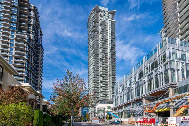 2706 2008 ROSSER AVENUE - Brentwood Park Apartment/Condo for sale, 1 Bedroom (R2510358)