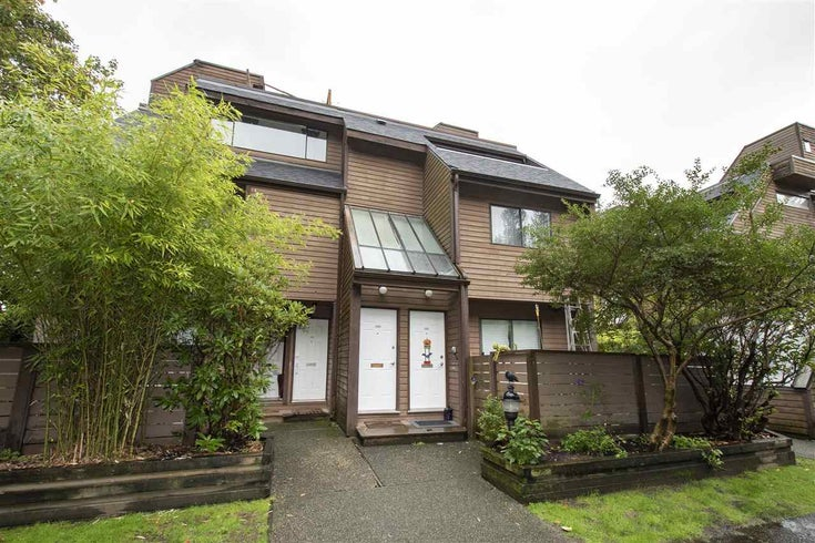 3339 MOUNTAIN HIGHWAY - Lynn Valley Townhouse for sale, 2 Bedrooms (R2510387)