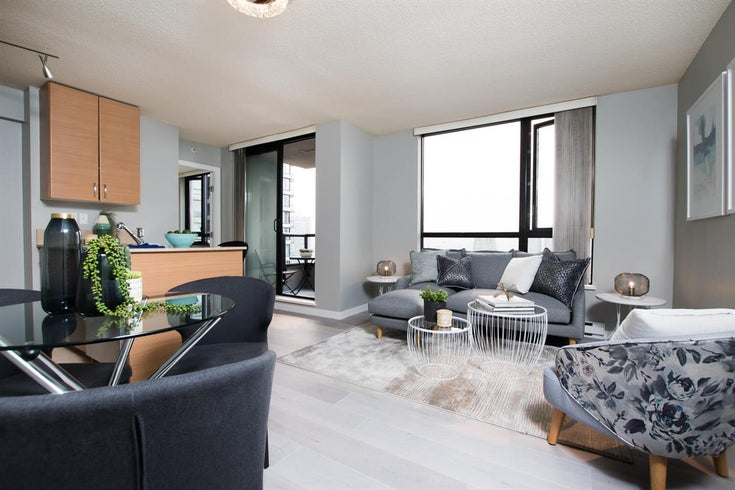 2009 928 HOMER STREET - Yaletown Apartment/Condo for sale, 1 Bedroom (R2510390)
