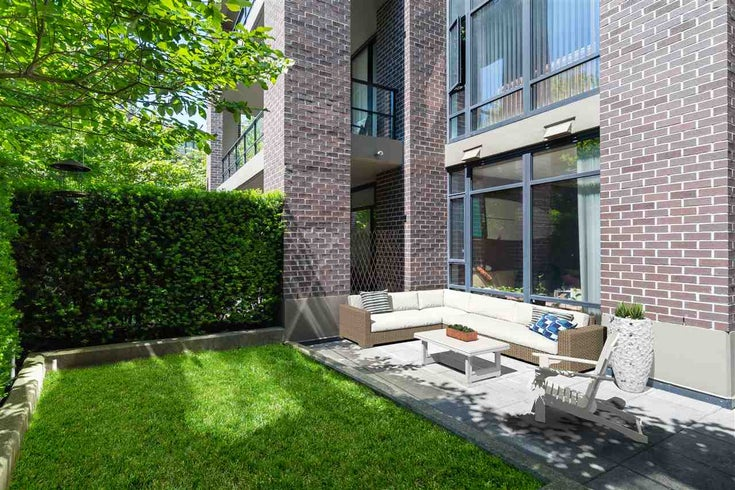 101 151 W 2ND STREET - Lower Lonsdale Apartment/Condo for sale, 1 Bedroom (R2510402)
