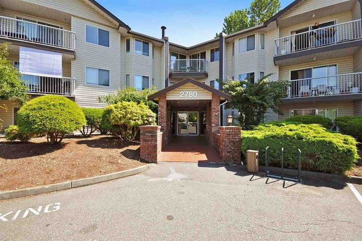 310 2780 WARE STREET - Central Abbotsford Apartment/Condo for sale, 1 Bedroom (R2510406)