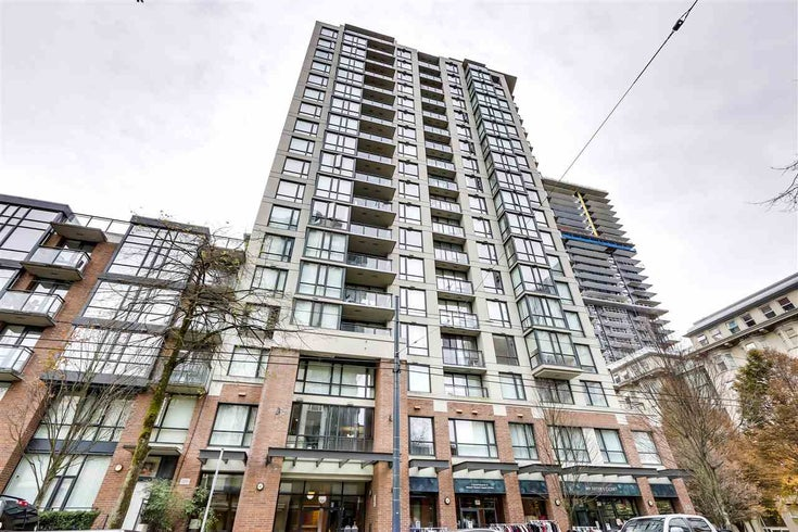 312 1082 SEYMOUR STREET - Downtown VW Apartment/Condo for sale, 1 Bedroom (R2510411)