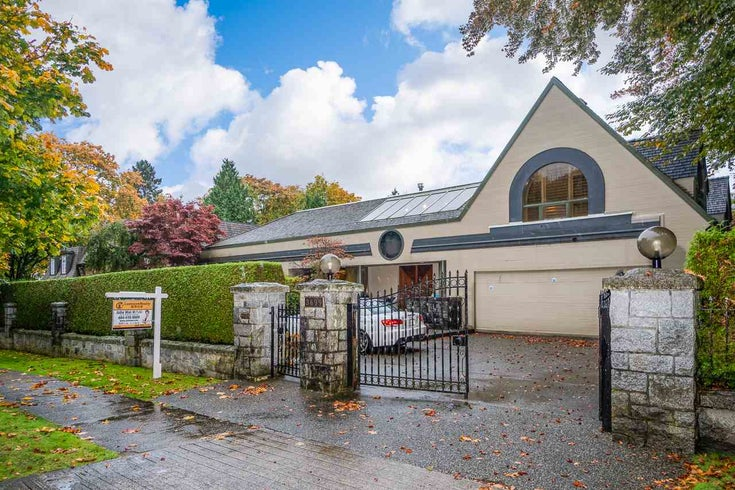 3699 HUDSON STREET - Shaughnessy House/Single Family for sale, 5 Bedrooms (R2510527)