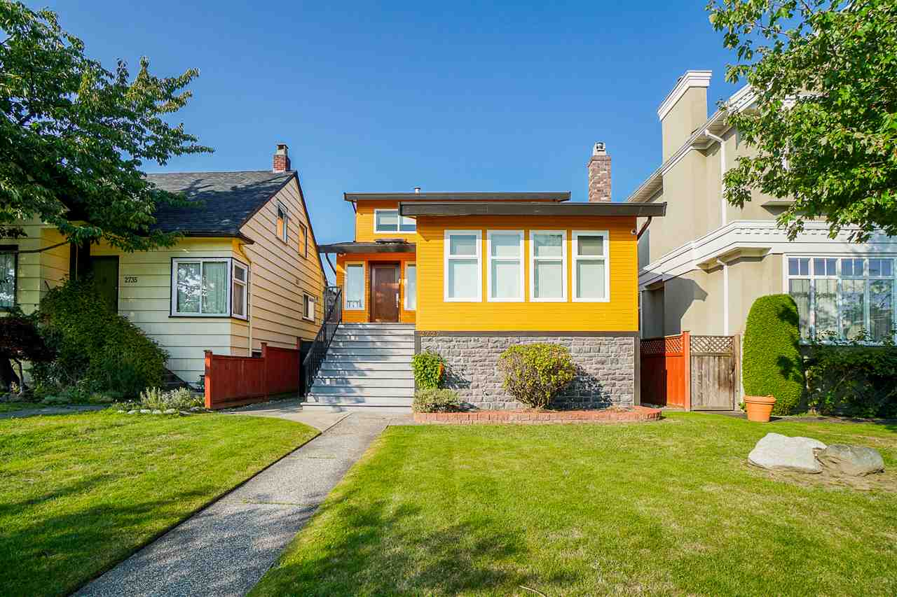 2727 W 20TH AVENUE - Arbutus House/Single Family for sale, 3 Bedrooms (R2510559)