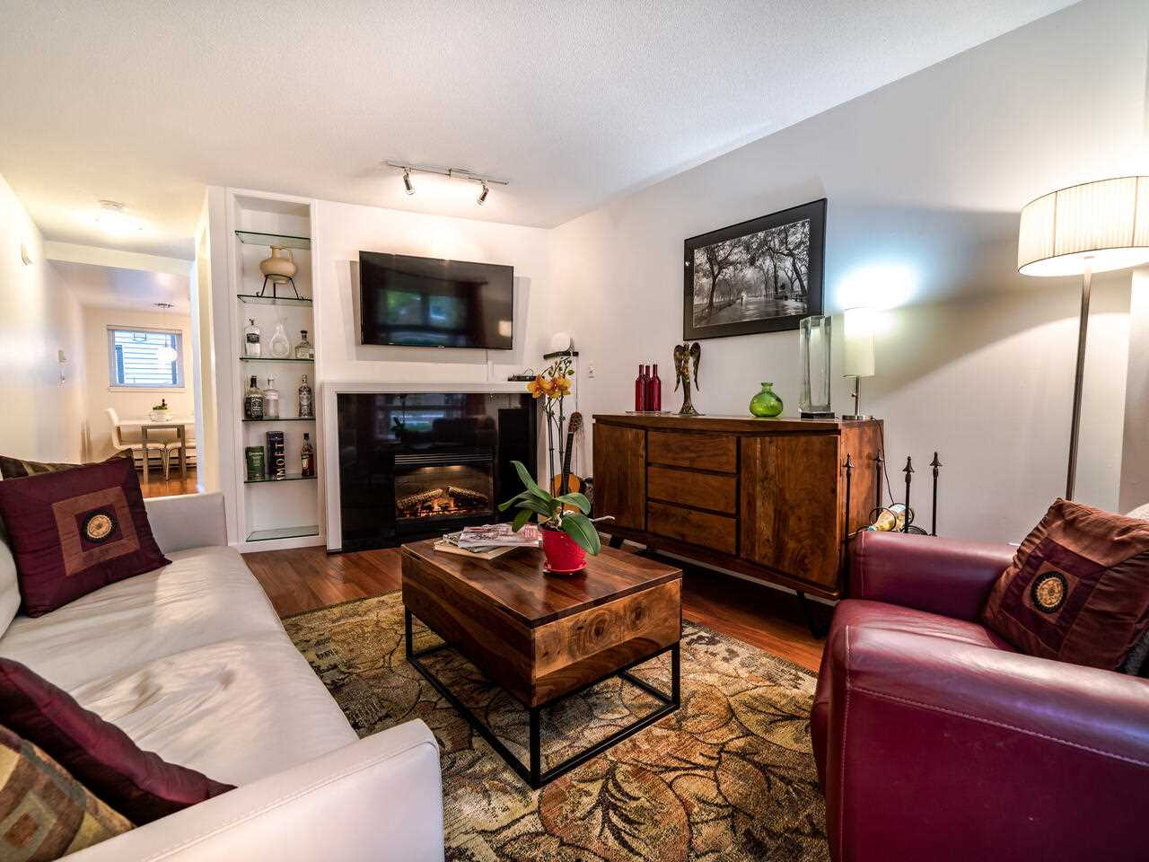 13 888 W 16TH AVENUE - Fairview VW Townhouse for sale, 2 Bedrooms (R2510599)