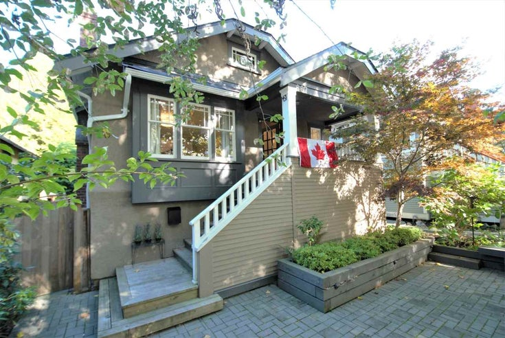 667 W 17TH AVENUE - Cambie House/Single Family for sale, 6 Bedrooms (R2510603)