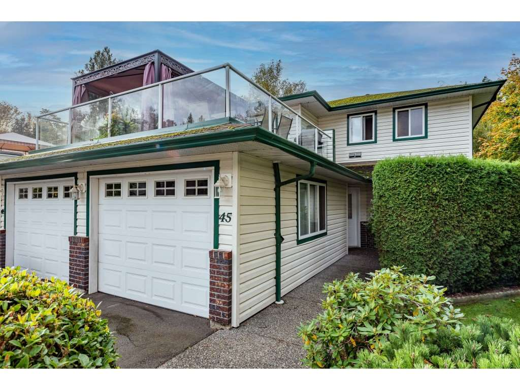 45 34250 HAZELWOOD AVENUE - Abbotsford East Townhouse for sale, 2 Bedrooms (R2510615)