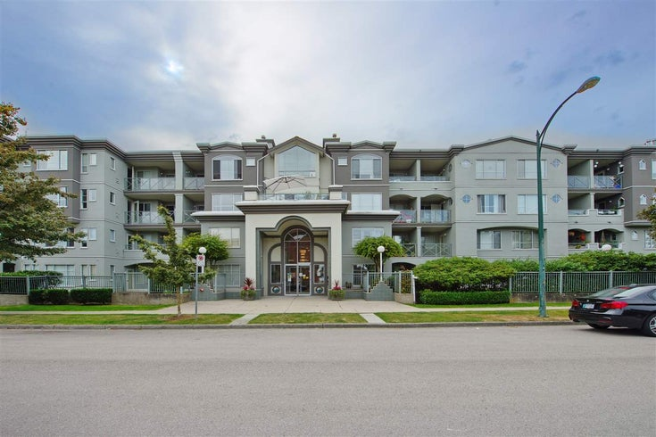 102 6475 CHESTER STREET - South Vancouver Apartment/Condo for sale, 1 Bedroom (R2510651)