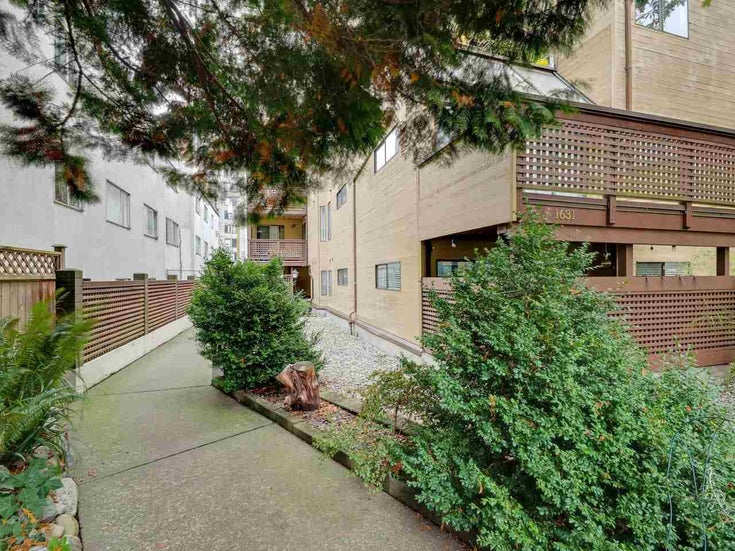 302 1631 COMOX STREET - West End VW Apartment/Condo for sale, 1 Bedroom (R2510654)