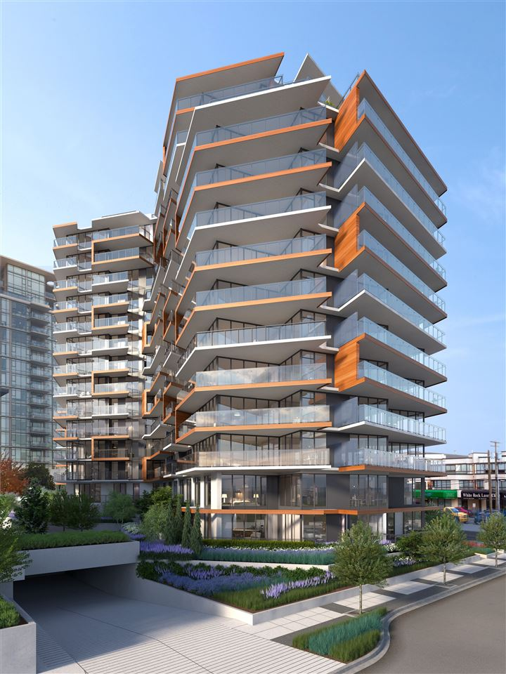 401 1439 GEORGE STREET - White Rock Apartment/Condo for sale, 2 Bedrooms (R2510673)