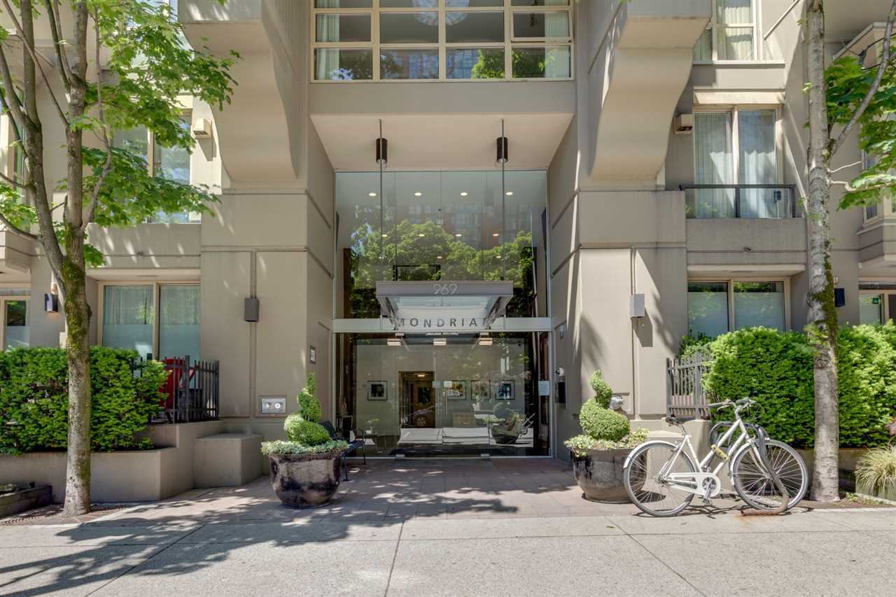 2601 969 RICHARDS STREET - Downtown VW Apartment/Condo for sale, 2 Bedrooms (R2510730) - #1