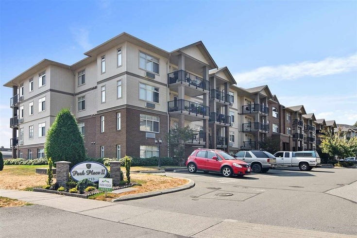 208 45753 STEVENSON ROAD - Sardis East Vedder Rd Apartment/Condo for sale, 1 Bedroom (R2510735)