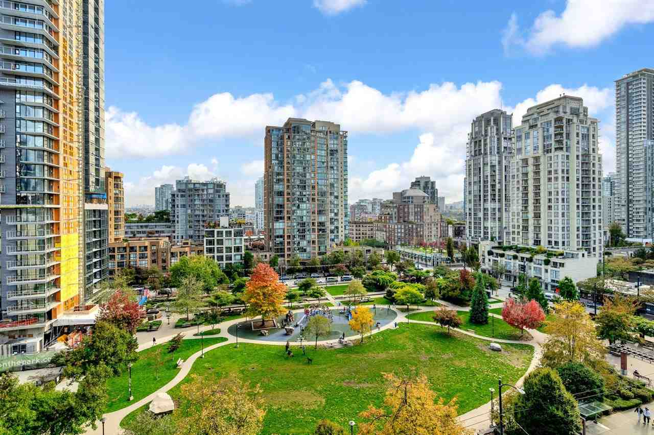 805 1155 SEYMOUR STREET - Downtown VW Apartment/Condo for sale, 1 Bedroom (R2510737)