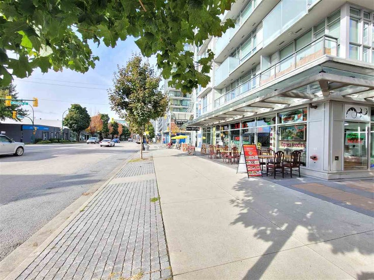 202 89 W 2ND AVENUE - False Creek Apartment/Condo for sale, 1 Bedroom (R2510751)